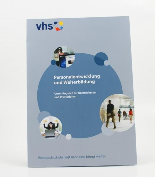 vhs-Kundenmappe
