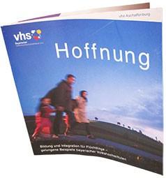 "Broschüre ""Hoffnung"""